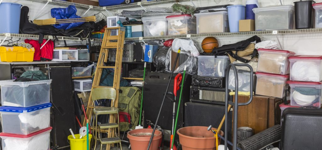 household goods in storage